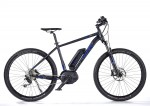 Elektrische mountainbike met Bosch middenmotor